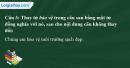 B. Hoạt động thực hành - Bài 12A: Hương sắc rừng xanh