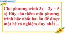 Bài 10 trang 7 SBT toán 9 tập 2