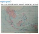 Bài 1 trang 51 Tập bản đồ Địa lí 11