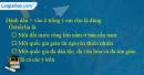 Bài 1 trang 58 Tập bản đồ Địa lí 11