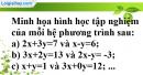 Bài 12 trang 8 SBT toán 9 tập 2