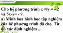 Bài 13 trang 8 SBT toán 9 tập 2