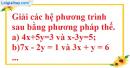Bài 16 trang 9 SBT toán 9 tập 2