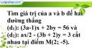 Bài 19 trang 9 SBT toán 9 tập 2