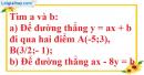 Bài 20 trang 9 SBT toán 9 tập 2