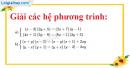 Bài 23 trang 10 SBT toán 9 tập 2