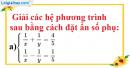 Bài 24 trang 10 SBT toán 9 tập 2