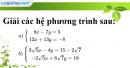 Bài 26 trang 11 SBT toán 9 tập 2