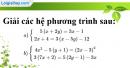 Bài 27 trang 11 SBT toán 9 tập 2
