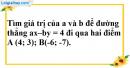 Bài 29 trang 11 SBT toán 9 tập 2