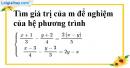 Bài 31 trang 12 SBT toán 9 tập 2