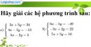 Bài 34* trang 12 SBT toán 9 tập 2