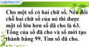 Bài 37 trang 13 SBT toán 9 tập 2