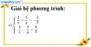 Bài 4.1, 4.2, 4.3 phần bài tập bổ sung trang 12, 13 SBT toán 9 tập 2