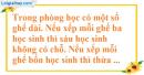 Bài 42 trang 14 SBT toán 9 tập 2