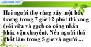 Bài 44 trang 14 SBT toán 9 tập 2