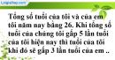Bài 5.1, 5.2 phần bài tập bổ sung trang 15 SBT toán 9 tập 2