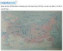 Bài 1 trang 33 Tập bản đồ Địa lí 11
