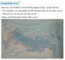 Bài 3 trang 38 Tập bản đồ Địa lí 11
