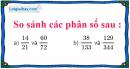 Bài 52 trang 14 SBT toán 6 tập 2