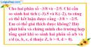 Bài 56* trang 15 SBT toán 6 tập 2