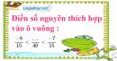 Bài 57 trang 15 SBT toán 6 tập 2