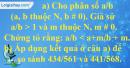 Bài 6.5, 6.6, 6.7, 6.8 phần bài tập bổ sung trang 16, 17 SBT toán 6 tập 2