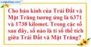 Bài 46 trang 175 SBT toán 9 tập 2