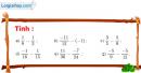 Bài 38 trang 40 Vở bài tập toán 6 tập 2