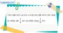 Bài 52 trang 53 Vở bài tập toán 6 tập 2