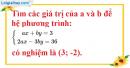 Bài 53 trang 15 SBT toán 9 tập 2