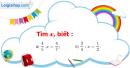 Bài 55 trang 56 Vở bài tập toán 6 tập 2