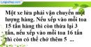 Bài 55 trang 16 SBT toán 9 tập 2
