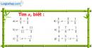 Bài 58 trang 57 Vở bài tập toán 6 tập 2