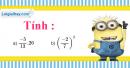 Bài 84 trang 25 SBT toán 6 tập 2