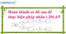 Bài 85 trang 25 SBT toán 6 tập 2
