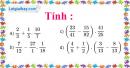 Bài 86 trang 25 SBT toán 6 tập 2
