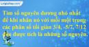 Bài 10.1, 10.2, 10.3, 10.4 phần bài tập bổ sung trang 26 SBT toán 6 tập 2