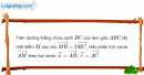 Bài 3 trang 17 sgk hình học lớp 10