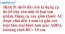 Bài 43 trang 103 Vở bài tập toán 8 tập 2