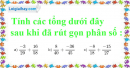 Bài 60 trang 17 SBT toán 6 tập 2