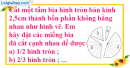 Bài 67 trang 19 SBT toán 6 tập 2