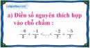 Bài 68 trang 19 SBT toán 6 tập 2