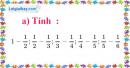Bài 81 trang 23 SBT toán 6 tập 2