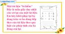 Bài 82* trang 23 SBT toán 6 tập 2