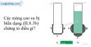 Câu 1 - trang 28 SGK vật lý 8