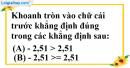 Phần câu hỏi bài 1 trang 37 Vở bài tập toán 8 tập 2
