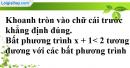 Phần câu hỏi bài 4 trang 47 Vở bài tập toán 8 tập 2