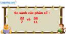 Bài 61 trang 60 Vở bài tập toán 6 tập 2