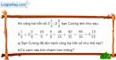 Bài 62 trang 61 Vở bài tập toán 6 tập 2
